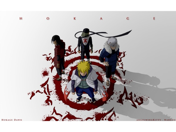 The 4 Hokages 02